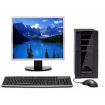 Dual-core , 2gb Ram , Ddr2 , Hd 160gb , Monitor Lcd 17