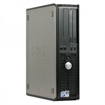 Pc cpu dell Desktop Dual Core 2gb / Hd 80gb / Dvd nf Wifi