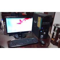 Pc Completo Core I3 + Monitor Lg 20