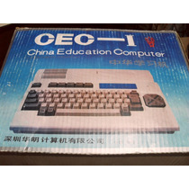 Cec-i Apple Iie Micro Computador Chinês Educativo Completo !