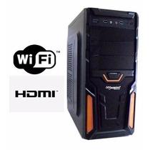 Pc Cpu Core I5 / Hd 1tb / 8gb Memoria / Wifi / Dvd / Usb 3.0