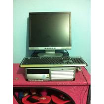 Computador Windows Xp Da Dell Semi Novo!!!