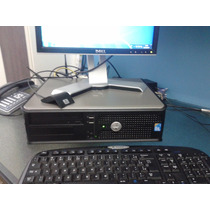 Computador Dell Optilex 760 Core2 Duo Usado Monitor 17