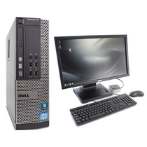 Pc Dell Optiplex 990 Core Intel I3 Monitor Dell 19 Semi Novo