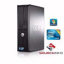 Cpu Dell Optiplex 755 Core 2duo 3.0 Ghz 4gb Hd 160gb