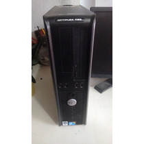Cpu Completa Ddr 3 Ram 2 Gigas Hd 160 Monitor 17 Imperdivel