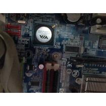 Placa Mãe Gigabyte Ga-vm900m Proc. Celeron 1.6 Ghz 1.6 Gb