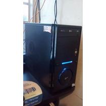 Cpu Intel Core2 Duo Memoria 4gb Hd 500gb Dual Boot Win7+8