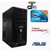 Cpu Core I5 3.60ghz Placa Mãe Asus Memória 4gb Hd 320gb Wifi