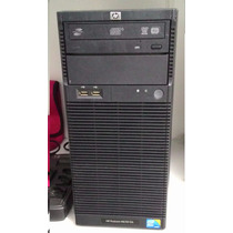 Servidor Hp Proliant Ml110 G6 Xeon 3430 | 8gb Mem | 500gb Hd
