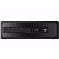 Desktop Hp Elitedesk 800 G1 I7 4ºger. 8gb - Ssd 120gb