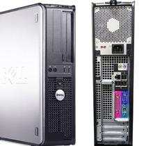 Desktop Optiplex Dell Core 2 Duo 4gb Hd 320 Wifi Nf Garantia