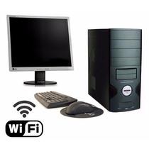 Computador + Monitor 17