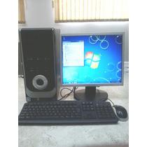 Athlon 64 X2 4000+ Lcd 17 - Placa Mae Asus - 250gb 1,5gb Ram