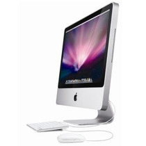 Imac 20 Usado Intel C2d 2.66, 320.0 Gb, 4 Gigas Wifi, Webcam