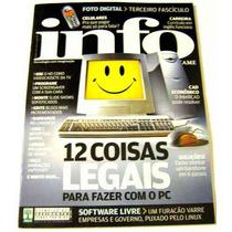 Oaa C27 Revista Info Exame 2004 Nº215 Software Currículo .só