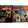 Conan - O Bárbaro 01 A 12 + 11 Edições!!!