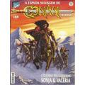 154 Rvt- Revista Hqs A Espada Selvagem Conan O Bárbaro N 188