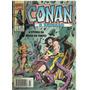069 Rvt- Revista Hqs Conan O Bárbaro- Nº 27 Vitória Da Bruxa