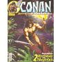 Conan O Bárbaro Numero 4 Revista Mensal 2002 Mythos