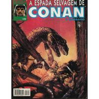 A Espada Selvagem De Conan Nº 132 - Conan Magus (41474)