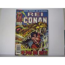 Hq - Marvel Comics - Rei Conan Nº 4 Ano 1995 Mini-série 8 Ed