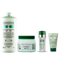 Kérastase - Resistance - Shampoo/masc/fibre/ciment Thermique