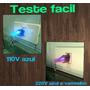 Teste Fácil - Identificador De Tomadas: 110v Ou 220v.