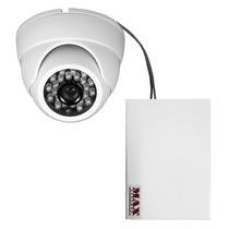 Organizador De Cabos Para Camera Segurança Plug Hibrido Cftv