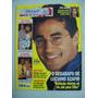 Revista Amiga - Luciano Szafir,alexandre Pires,duarte,fisher