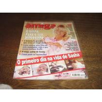 Revista Amiga Especial 04/08/1998 Editora Bloch Capa Xuxa