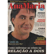 Ana Maria Fábio Júnior Chiquititas Silvio Santos Madonna U2