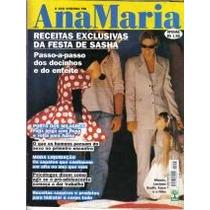 Ana Maria 253 * 13/08/01 * Szafir * Xuxa * Sasha * Mayer