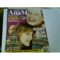 Revista Ana Maria Nº365 Out03 Xuxa Sasha