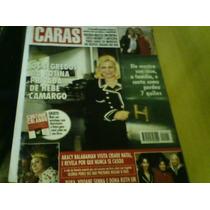Revista Caras N°149 1996 Hebe