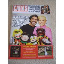 Revista Caras Xuxa E Junno Primeiro Trabalho Setembro 2014
