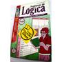 Livro Coquetel - Problemas De Lógica - Palavras Cruzadas