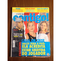 Revista Contigo! N°1304 - Carolina Dieckmann, Guy Ecker