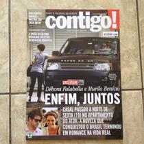 Revista Contigo 25/10/2012 Débora E Murilo Benício