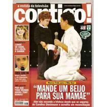 Revista Contigo Gugu/ Marcos Frota/tony Ramos