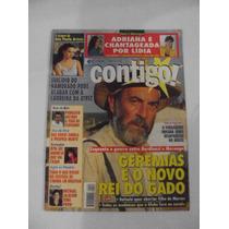 Contigo - Nº 1.104 - Novelas: Rei Do Gado / Anjo De Mim /