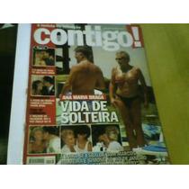Revista Contigo N°1433 2003 Ana Maria Braga