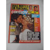 Revista Contigo 787 - Novelas: Rainha Da Sucata / Pantanal