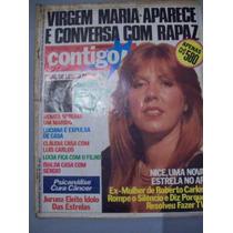 Revista Contigo -dedé,mussum E Zacarias,ex De Roberto Carlos