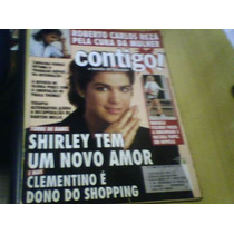 Revista Contigo N°1204 Carolina Ferraz Danton Mello