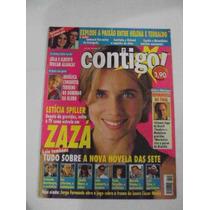 Contigo - Nº 1.128 - Novelas: Zazá / Salsa E Merengue / A Im