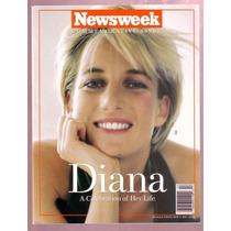 Princesa Diana Newsweek Edição Comemorativa Excelente Estado