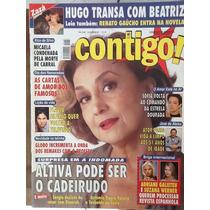 Revista Contigo 10/06/97 Adriane Galisteu, Flavio Silvino