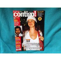 Revista Contigo Luma De Oliveira 1ª Edição 2004 Colecionador