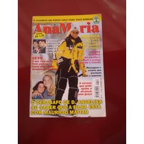 Revista Ana Maria Angélica Zezé Di Camargo E Luciano N°152